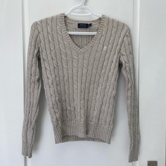 🚨2 for $40 Polo Ralph Lauren v neck sweater